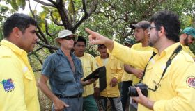 Brazil Prepares Integrated Fire Management Activities on Indigenous Lands