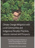 Cairns Workshop Proceedings