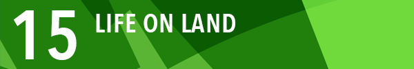 Sustainable development goal 15:life on land