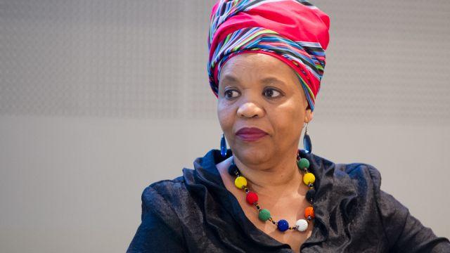 South Africas ambassador at UNU in Tokyo