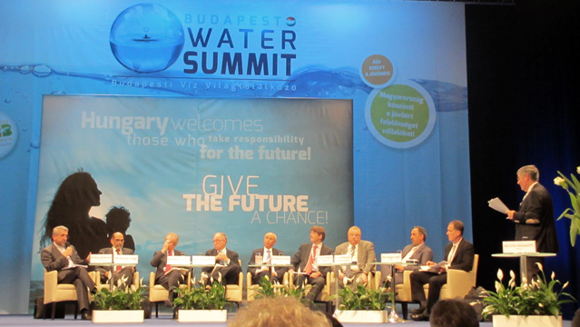 Budapest Water Summit Forum