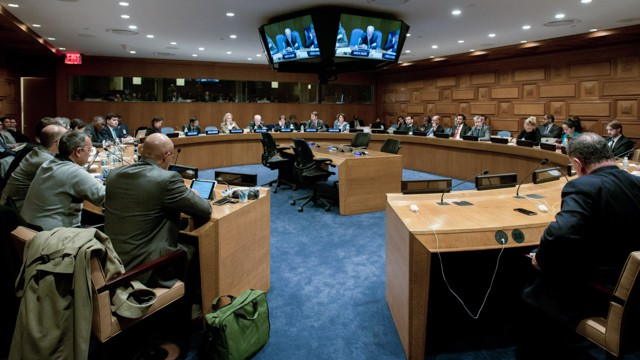 The Road to UNGASS 2016 on the World Drug Problem Roundtable Discussion November 2014
