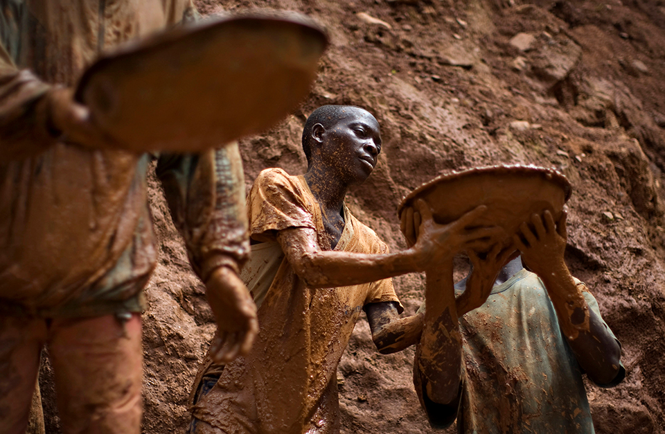 GOLD MINING IN THE DRC