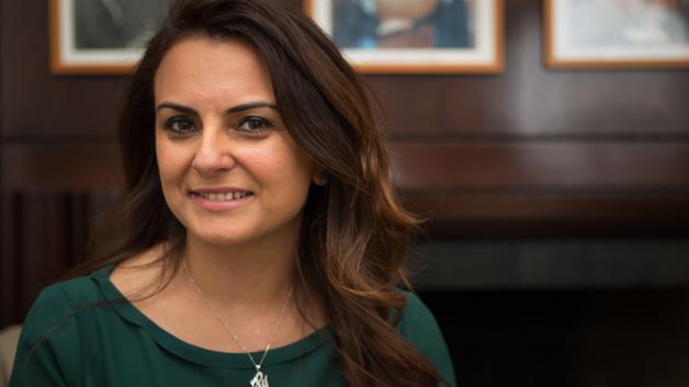 Mina Al-Oraibi