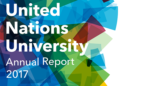 United Nations University 2017 Annual Report