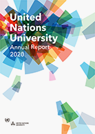 United Nations University Annual Report 2020