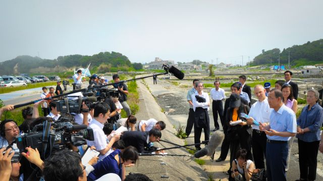 U.N. Day and the road to Tohoku recovery