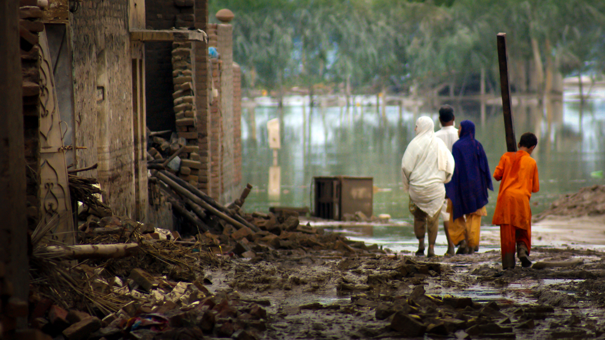 Diseases After A Natural Disaster