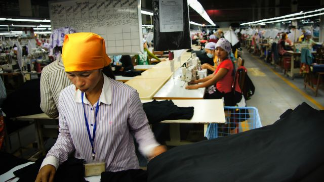 Social protection lessons from Cambodia's garment workers