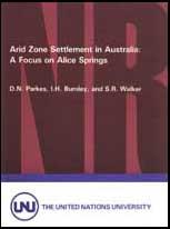 arid zone australia