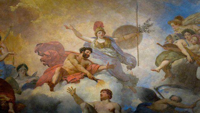 Prometheus Creating Man Expanding our Moral Un...