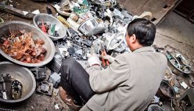 Finding Solutions to China's E-waste Problem