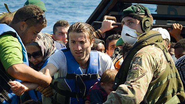 Mediterranean Crisis