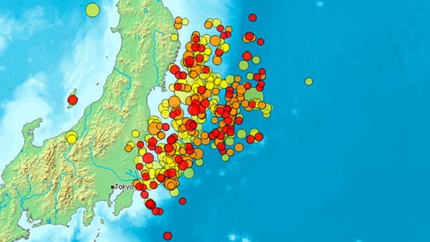 Tohoku-kanto-earthquake