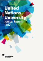 United Nations University Annual Report 2017