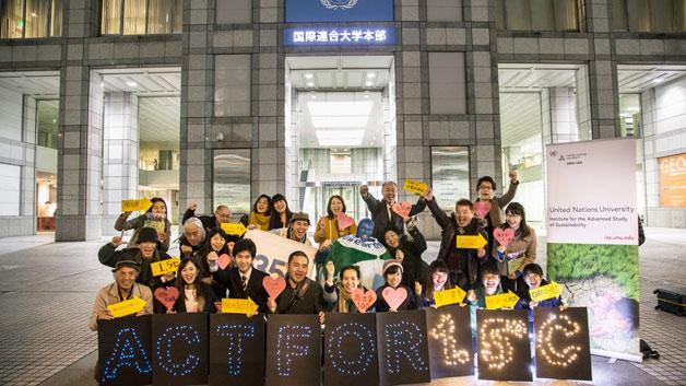 Photo: 350.org Japan