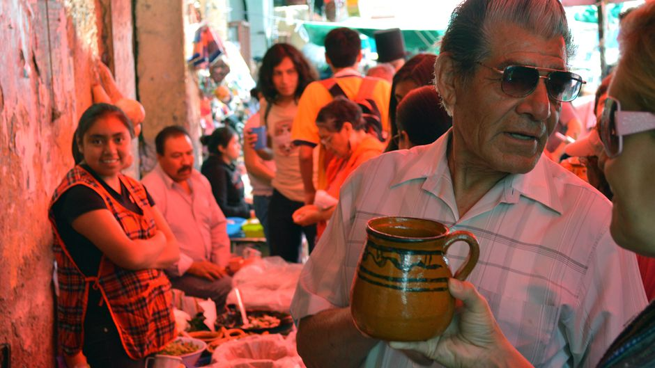 This is pulque