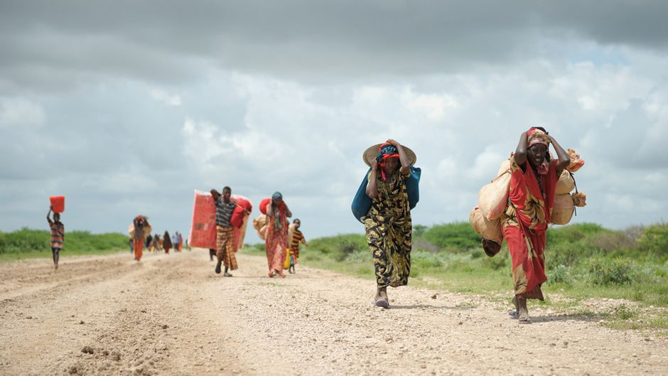 Understanding Disaster-Related Displacement from the Horn of Africa