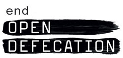 End Open Defecation Campaign logo
