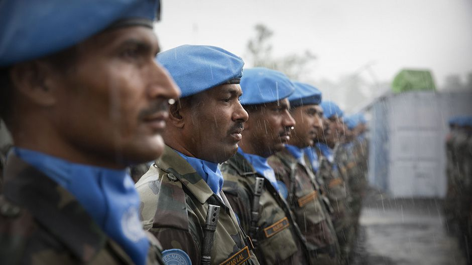 UN Honours Blue Helmets Seeks to Build Modern Adaptive Peacekeeping Force