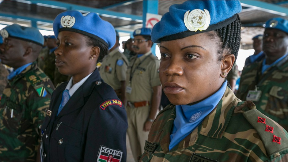 Why the United Nations Needs More Female Peacekeepers