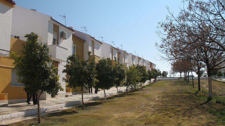 Marinaleda houses