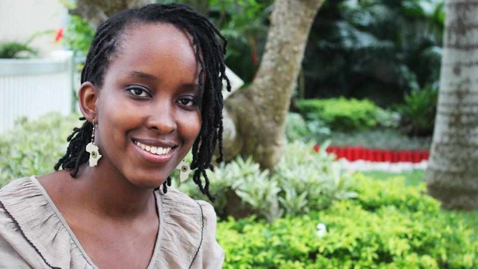 Tech Entrepreneur Encourages Rwandas Young Women to Venture into ICT