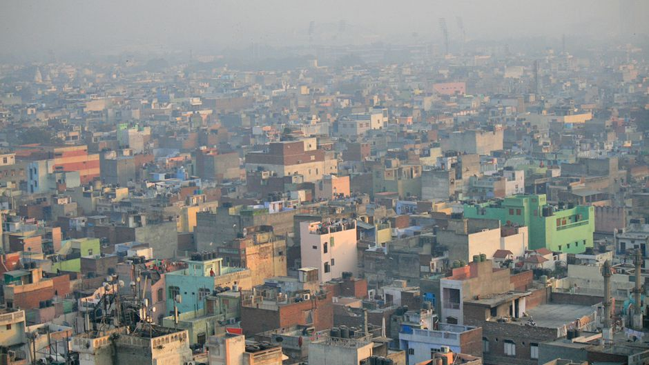 India's Air Pollution Cuts Life Expectancy by 3 Years