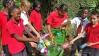 Kids Harness Plastic Waste for Water Filtration in African Slum