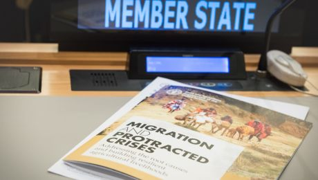 United Nations High-level Summit on Refugees and Migrants, Round Table 3