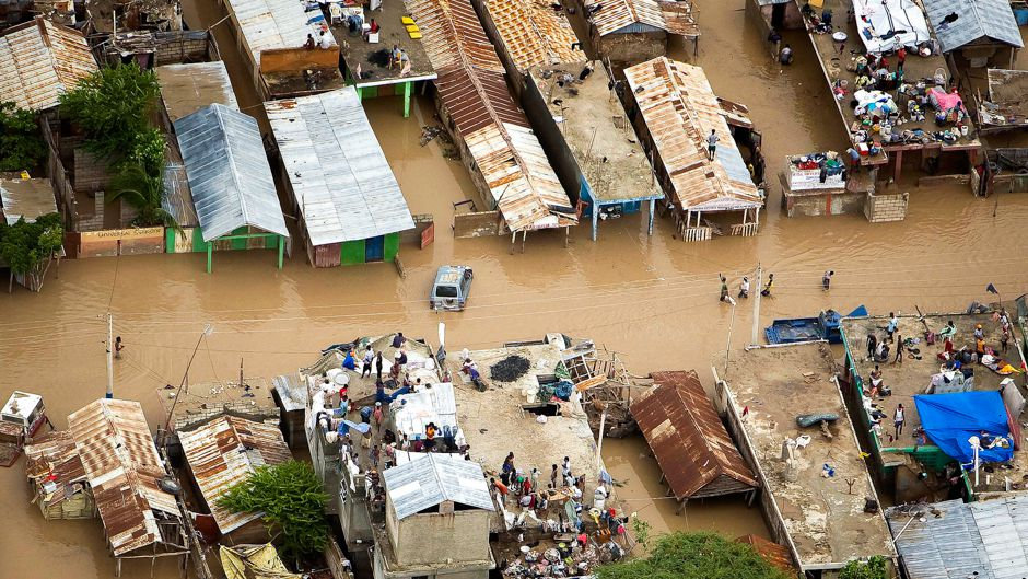 Solutions for Those at Risk in Climate Disasters