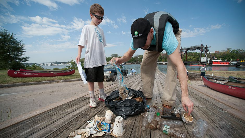 Vacations in this era of garbage