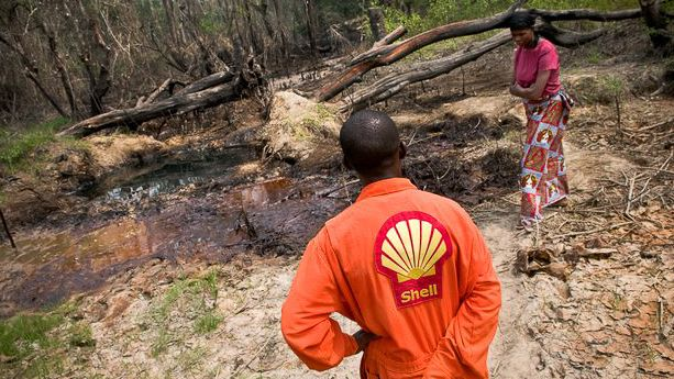 Shell case echoes call to eradicate ecocide