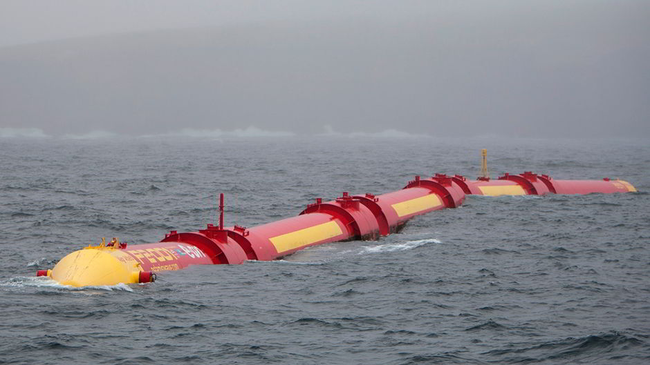 Orkney, leader in green energy, launches wave power competition