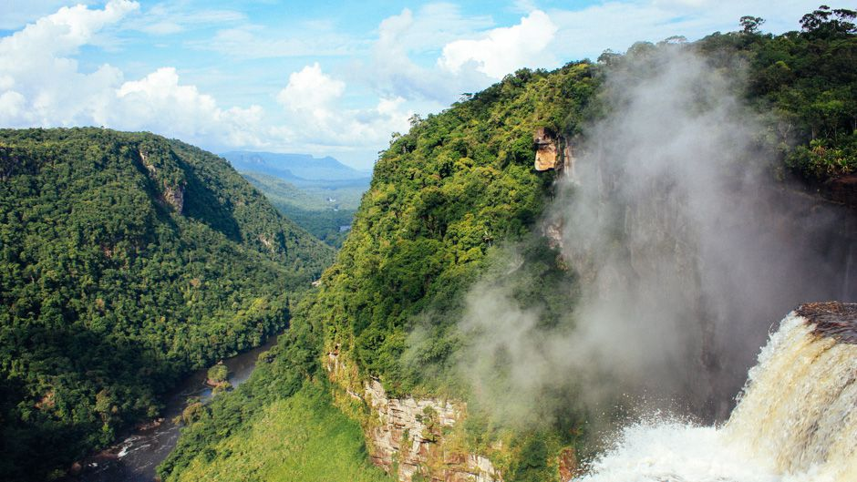 Guyana Hits Paydirt on Low-Carbon Development Path