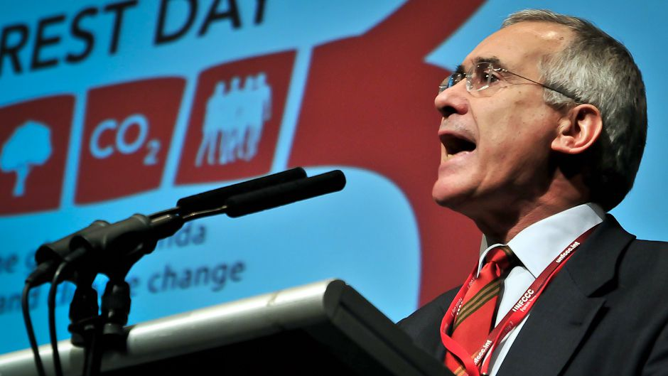 Nicholas Stern: 'I got it wrong on climate change – it's far, far worse'