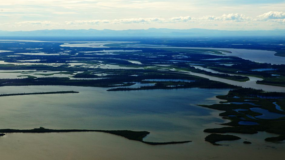 Canadian watershed facing climate and development threats