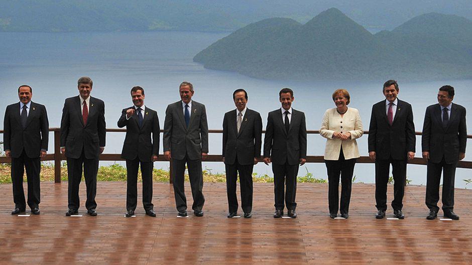 Follow the leaders in Hokkaido, Japan