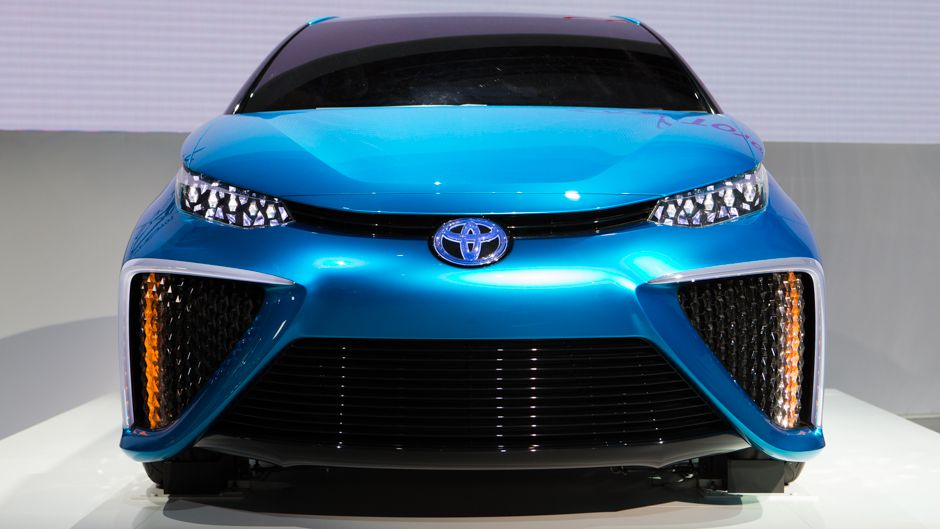 Green Vehicles Switching Gears to Hydrogen