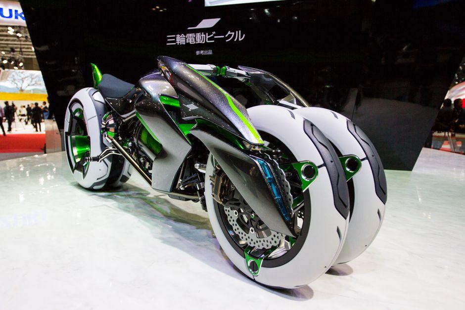 Kawasaki EV J concept