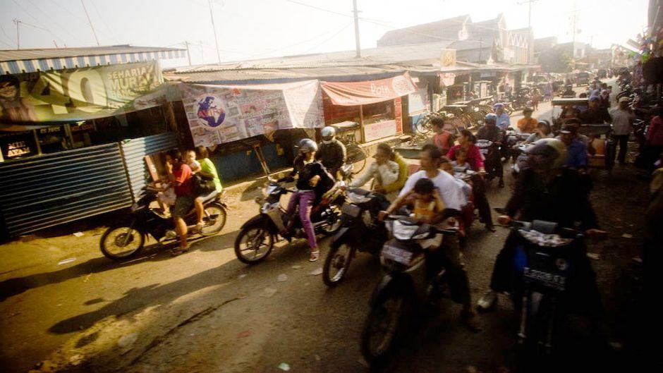 インドネシアのグリーン経済への移行