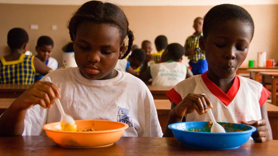 食料と栄養の目標達成は遠い