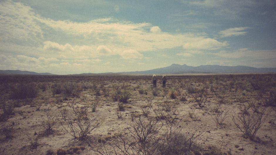 テキサスの悲劇:豊富な石油と水不足