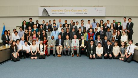 Intensive courses in sustainability kick-off in Tokyo