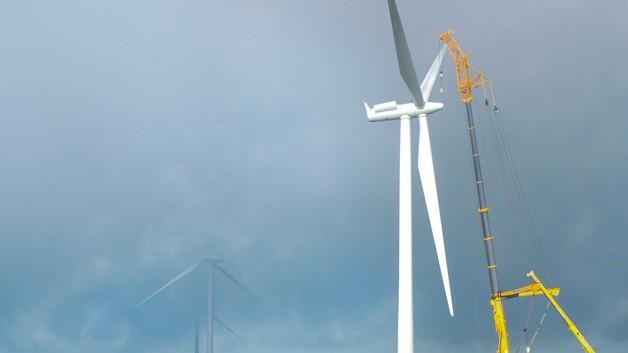 Alltwalis Wind Farm