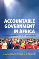 Accountable Government in Africa rescale