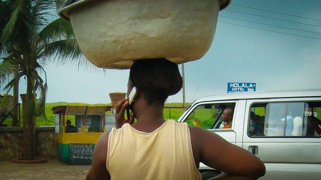 Mobile governance: Head porters in Ghana