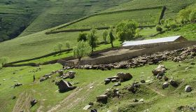 Roads and Stables Mean Greener Tajik Pastures