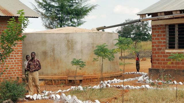 Rainwater and health in developing countries: A case study on Uganda