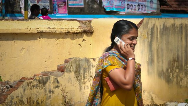 Mobile Phones in Microenterprises